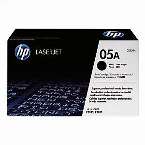 Toner HP 05A zwart voor laserprinters
