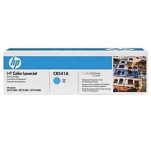 Toner HP 125A cyan pour imprimantes laser
