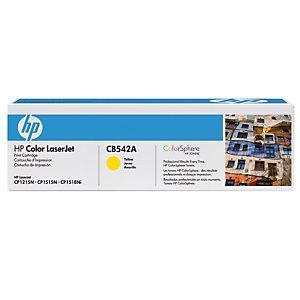 Toner HP 125A jaune pour imprimantes laser