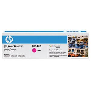 Toner HP 125A magenta pour imprimantes laser