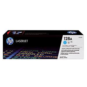 Toner HP 128A cyaan voor laserprinters
