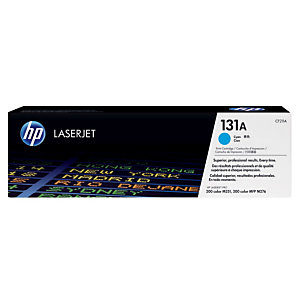 Toner HP 131A cyaan voor laserprinters