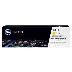 Toner HP 131A geel voor laserprinters