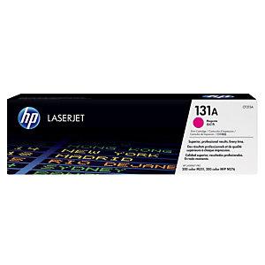 Toner HP 131A magenta pour imprimantes laser
