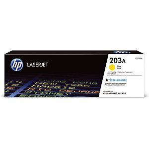 Toner HP 203 A geel voor laser printers