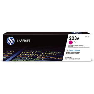 Toner HP 203 A magenta voor laser printers