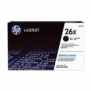 Toner HP 26 X zwart voor laser printers