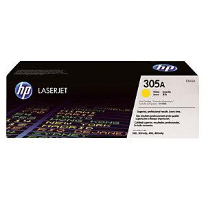 Toner HP 305A geel voor laserprinters