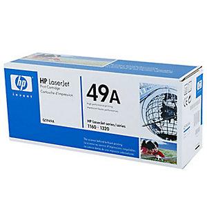 Toner HP 49A noir pour imprimantes laser