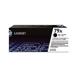 Toner HP 79 A zwart voor laser printers