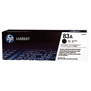 Toner HP 83 A zwart voor laser printers