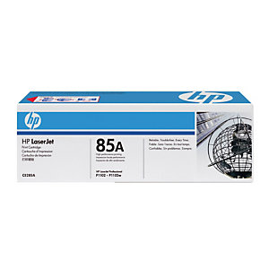 Toner HP 85A noir pour imprimantes laser