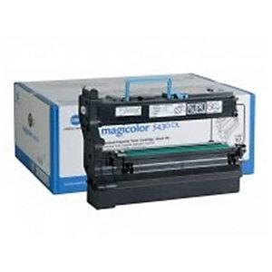 Toner Konica Minolta n° 1710582-001 zwart voor laser printers