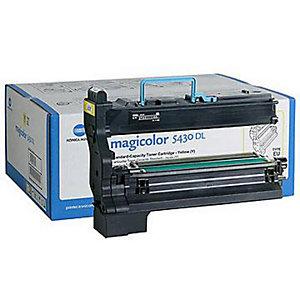 Toner Konica Minolta n° 1710582-002 geel voor laser printers