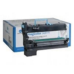 Toner Konica Minolta n° 1710582-004 cyaan voor laser printers