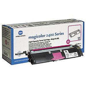 Toner Konica Minolta n°1710589-002 magenta voor laser printers