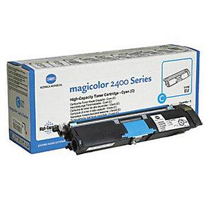 Toner Konica Minolta n°1710589-003 cyaan voor laser printers