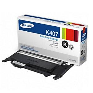 Toner Samsung CLT-K4072S noir pour imprimantes laser