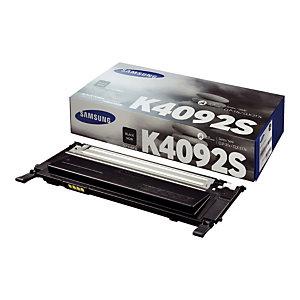Toner Samsung CLT-K4092S noir pour imprimantes laser