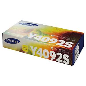 Toner Samsung CLT-Y4092S jaune pour imprimantes laser