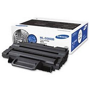 Toner Samsung ML-D2850B noir pour imprimantes laser