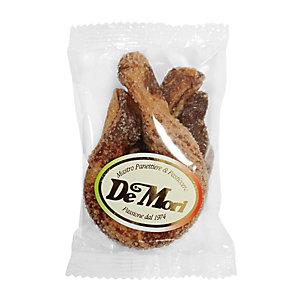 Torcetti al cioccolato De Mori (confezione 30 pezzi)