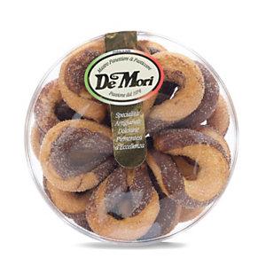 Torcetti al cioccolato De Mori, Tubo 300 g