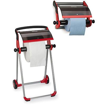 Dérouleur pour bobines TORK®##TORK® Abroller für Wischtuchrollen