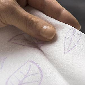Tork Essuie-mains plié Premium Xpress® Extra Soft H2, double épaisseur, gaufré, enchevêtré, 100 feuilles, 212 mm, blanc