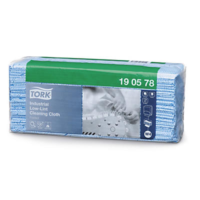 Tork Industrial Low-Lint Cleaning Cloths