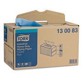 TORK® Papier d'essuyage industriel ultra-résistant
