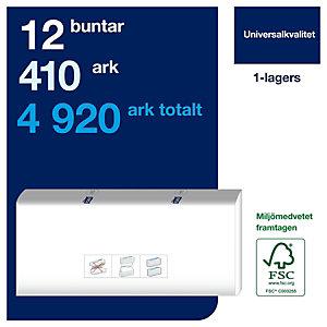 Tork PeakServe® Consommable essuie-mains continus™ blanc 4920feuilles 100585