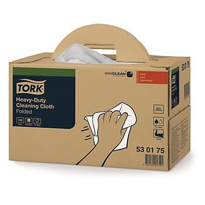 Chiffon ultra résistant TORK®##TORK® Premium 530 Vliesstoff Reinigungstücher