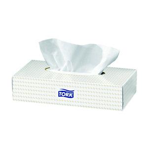 Tork Premium F1, pañuelos faciales, 2 capas 100 hojas, 210 mm, blanco