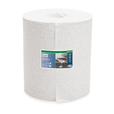 Tork® sterk rengjøringsklut på rull - KombiR W1 2/3