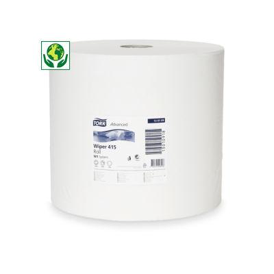 Tork® torkpapper - Standard W1 - Vitt papper på rulle