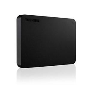 Toshiba Dynabook, Hdd, Hdd esterno 2.5 1tb black canvio, HDTB410EK3AA