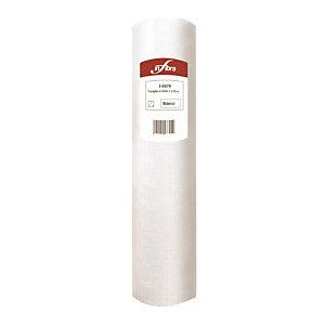 Tovaglia in rotolo monouso in cellulosa goffrata Linea Catering Eco, 1 x 50 m, Bianco