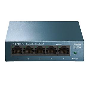 TP-Link LS105G, No administrado, Gigabit Ethernet (10/100/1000)