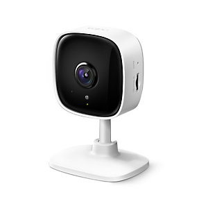 TP-LINK Tapo C100, Caméra de sécurité IP, Intérieure, Sans fil, 2400 MHz, RCC, CE, Blanc C100 V1