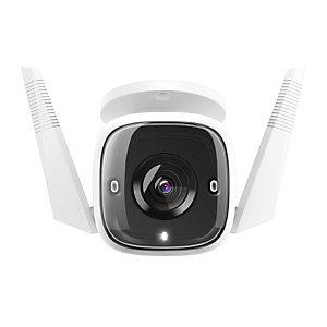 TP-LINK Tapo C310, Caméra de capteur, Extérieure, Avec fil &sans fil, CE, NCC, Mur, Blanc