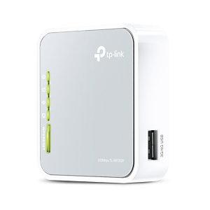 TP-Link TL-MR3020, Banda única (2,4 GHz), Wi-Fi 4 (802.11n), 150 Mbit/s, 802.11b,802.11g,Wi-Fi 4 (802.11n), Ethernet rápido, IEEE 802.11b,IEEE 802.11g,IEEE 802.11n,IEEE 802.3,IEEE 802.3u