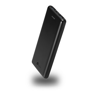 TP-Link TL-PB10000, Negro, Universal, Rectángulo, Polímero de litio, 10000 mAh, USB