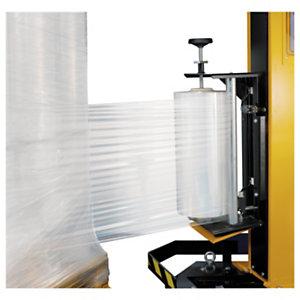 Transparante rekfolie voor machinaal wikkelen Rajastretch