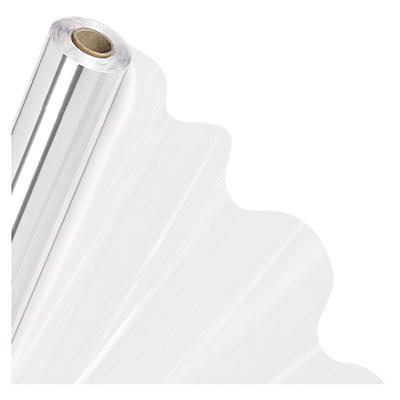 Film cadeau recyclé transparent, 30% recyclé##Transparente Geschenkfolien, 30% recycelt