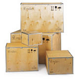 Transportlådor av plywood - Stabila 6 mm plywoodplattor med låg vikt