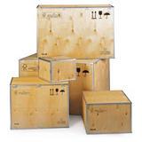 Transportlådor av plywood