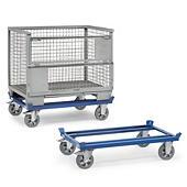 Transportroller für Gitterboxen