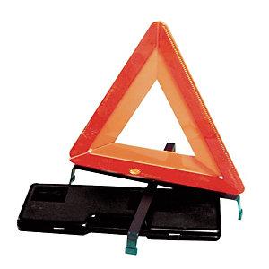Triangle de pré-signalisation en coffret Esculape
