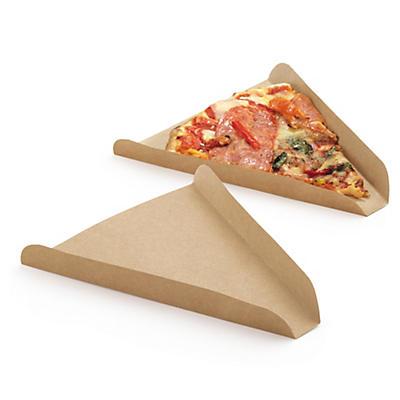 Triângulo para fatia de pizza